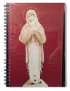 Theotokos Spiral Notebook