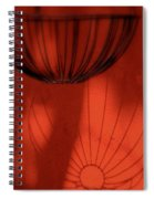 There Is Light Spiral Notebook