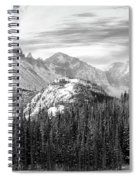These Mountains Spiral Notebook