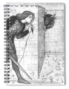 Theseus Spiral Notebook