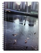 Thetyne Spiral Notebook
