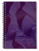 Thgindoog Spiral Notebook
