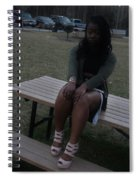 Thic B 7 Spiral Notebook