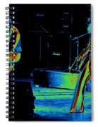 Thick As An Electric Brick Spiral Notebook