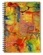 Thick Film Birefringence Spiral Notebook