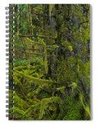 Thick Rainforest Spiral Notebook