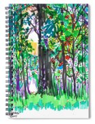 Thicket Spiral Notebook