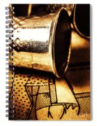Thimble By Design Spiral Notebook