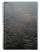 Thin Dusk    Spiral Notebook