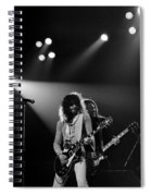 Thin Lizzy Spiral Notebook