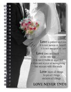 Things To Remember About Love - Black And White #3 Spiral Notebook