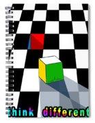 Think Different Spiral Notebook