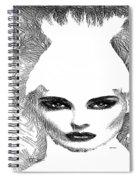 Thinking Cap Spiral Notebook