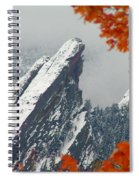 Third Flatiron Spiral Notebook