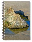 Third Study Of A Rock Spiral Notebook
