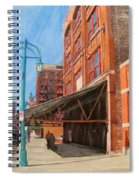 Third Ward - Broadway Awning Spiral Notebook