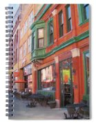 Third Ward - Swig And Palm Spiral Notebook