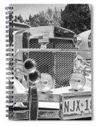 Thirties Roadster Spiral Notebook