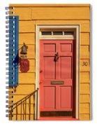 Thirty Spiral Notebook