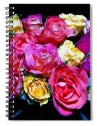 Thirty Six 2 Spiral Notebook
