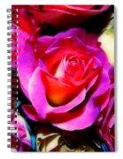 Thirty Six 4  Spiral Notebook