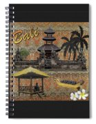 This Is Bali Spiral Notebook