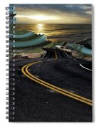 This Is Only The Beginning Spiral Notebook