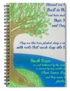 """This Is What The Lord Says: """"cursed Spiral Notebook"""