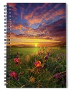 This Life Is A Gift For Everyone Spiral Notebook