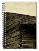 This Old Cabin Spiral Notebook
