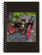 This Old Car Spiral Notebook