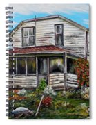 This Old House 2 Spiral Notebook
