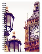 This Time Tomorrow Spiral Notebook