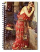 Thisbe Spiral Notebook
