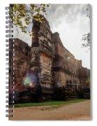 Thiwanka Pilimageya Spiral Notebook