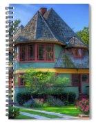 Thomas G. Hale House Spiral Notebook