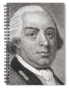 Thomas Gage, 1719 To1787. British Spiral Notebook