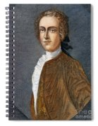 Thomas Hutchinson Spiral Notebook