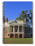 Thomas Jefferson's Poplar Forest Spiral Notebook