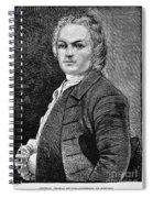 Thomas Nelson, Jr Spiral Notebook