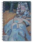 Thomson Cairn Spiral Notebook