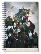 Thornton: Begonia Spiral Notebook