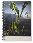 Thornton: Bog Plants Spiral Notebook