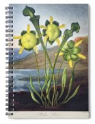 Thornton: Pitcher Plant Spiral Notebook