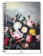 Thornton: Roses Spiral Notebook
