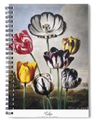 Thornton: Tulips Spiral Notebook