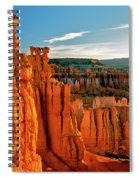 Thor's Hammer Bryce Canyon National Park Spiral Notebook