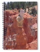Thor's Hammer Spiral Notebook