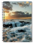 Thors Well Cape Perpetua 2 Spiral Notebook
