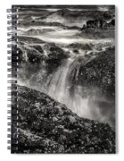 Thor's Well Spiral Notebook